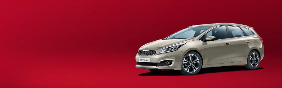 nomaini savu auto uz jaunāku  un uzticamāku -- Mazlietots Kia Cee`d SW LX Plus 1.0 T-GDI -- -- Līzings 99 € mēnesī!